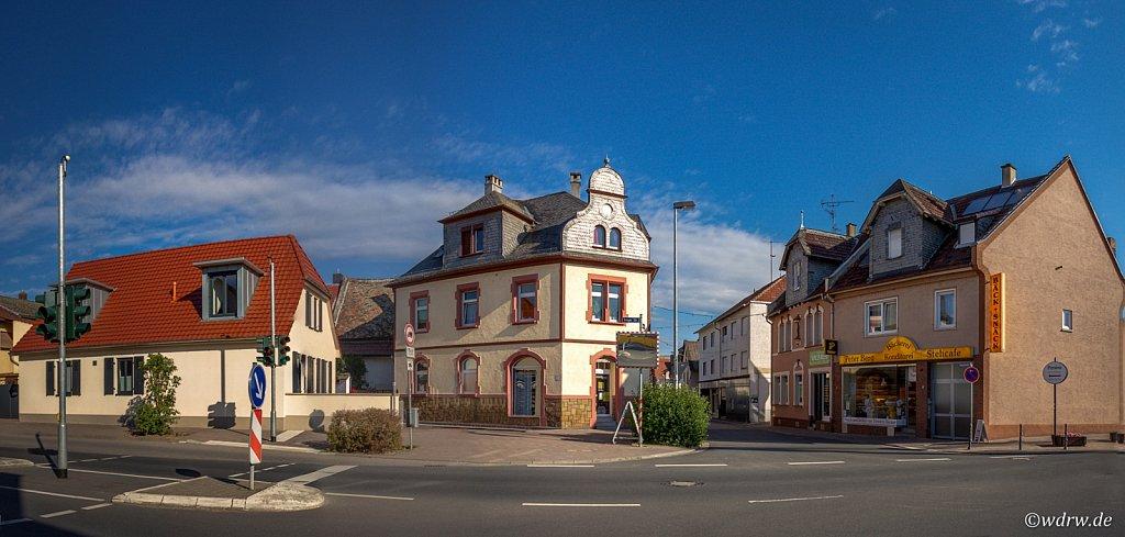 Bingerstrasse Ecke Hauptstrasse